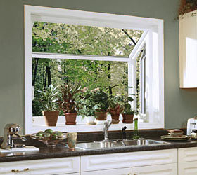 Window products styles in santa cruz airtight windows for Garden window replacement